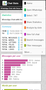 Chat Stats for WhatsApp APK Download 2
