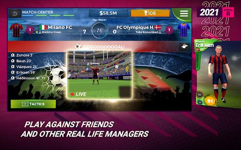 Pro 11 - Football Management Game 1.0.82 Screenshots 8