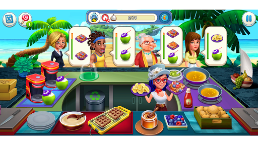 Cooking Cafe u2013 Restaurant Star : Chef Tycoon 3.4 screenshots 14