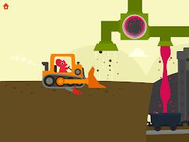 Dinosaur Digger 2 - Truck Simulator Games for kids