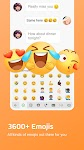 screenshot of Facemoji Emoji Keyboard:Emoji Keyboard,Theme,Font