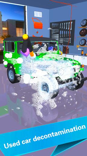 Used Cars Dealer - Repairing Simulator 3D 2.9 screenshots 6