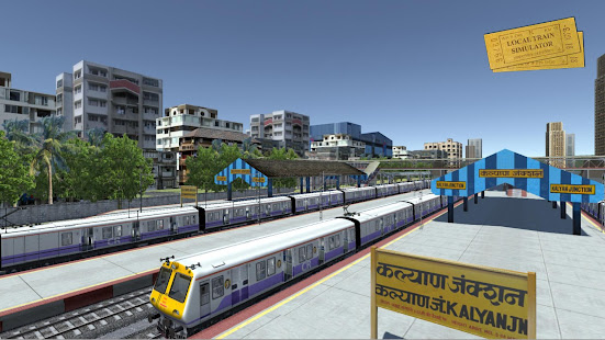 Indian Local Train Simulator