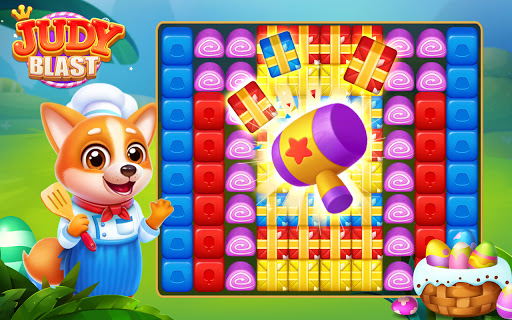 Judy Blast - Toy Cubes Puzzle Game  screenshots 14