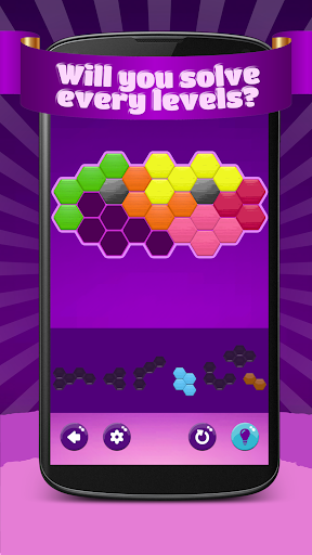 Hexa Puzzle Hero 1.73 screenshots 11