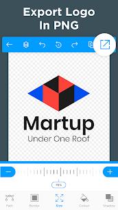 Logo Maker MOD APK (Pro Unlocked) Download 6