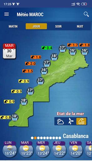 Morocco Weather  Screenshots 2