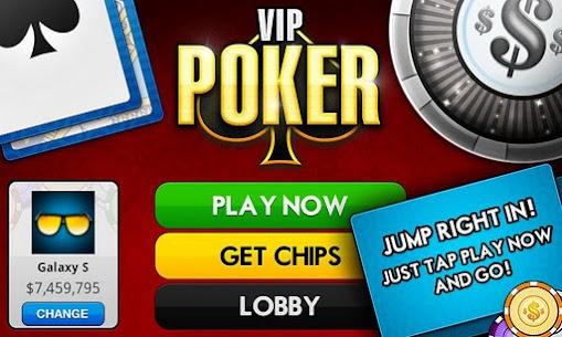 VIP Poker [MOD Version] 2