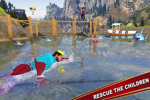 Sea Hero Water Adventure screenshots 4