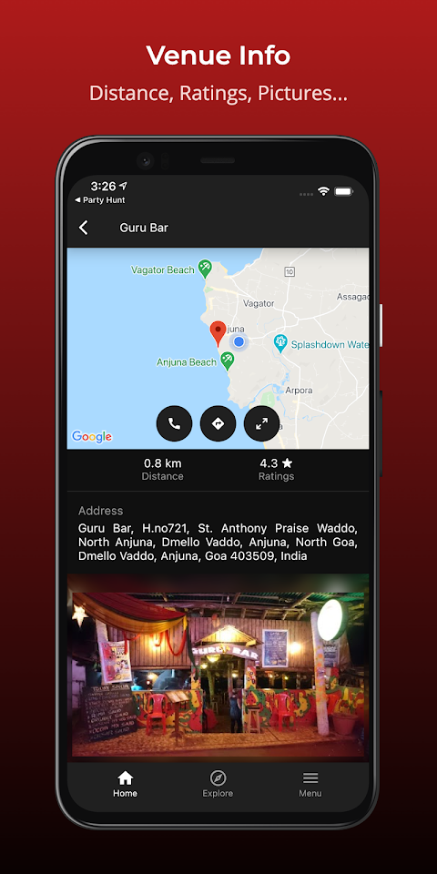Party Hunt – Concerts, Gigs & Music Events in Goaのおすすめ画像4