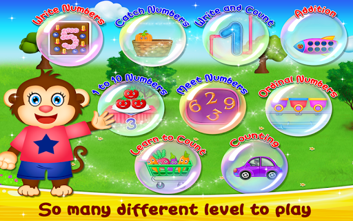 Code Triche Baby Numbers Learning Game (Astuce) APK MOD screenshots 2