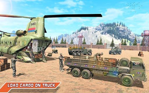 US Army Truck Sim Vehicles 1.1 screenshots 4