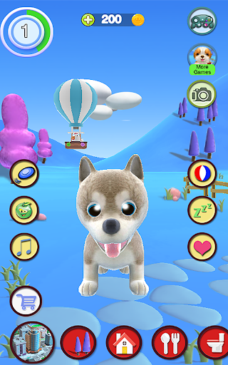 Talking Puppy 1.64 screenshots 12