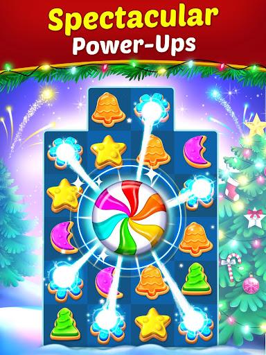 Christmas Cookie - Santa Claus's Match 3 Adventure 3.1.6 screenshots 16