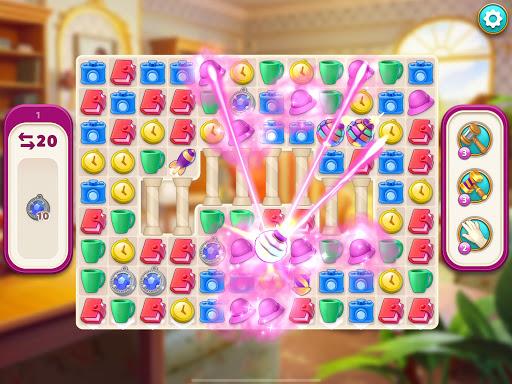 Mystery Match Village apktram screenshots 10