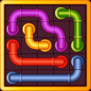 Pipe Puzzle : Line Art