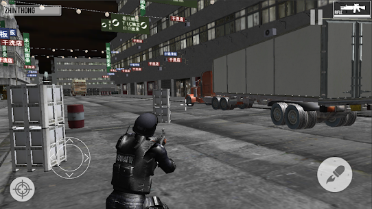 SWAT Dragons City: Shooting Game Hack for Android and iOS 3