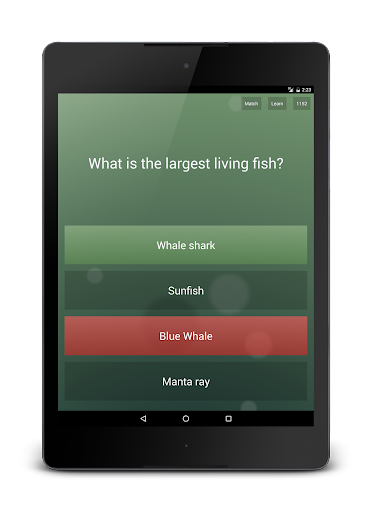 General Knowledge Quiz 1.0.2.4.0 screenshots 7