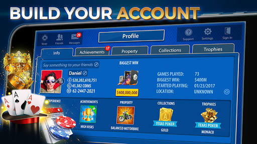Vegas Craps by Pokerist 39.5.1 screenshots 2