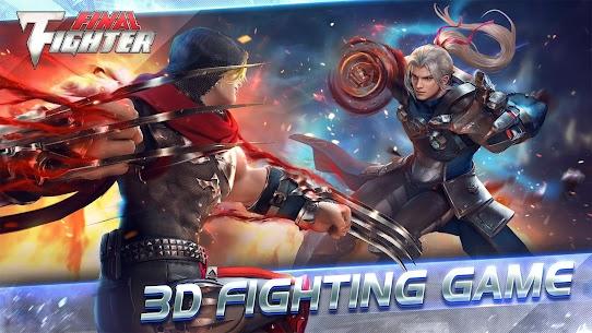Final Fighter MOD (Unlimited Money) 1