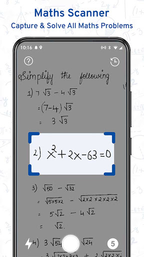Math Scanner By Photo - Solve My Math Problem android2mod screenshots 8
