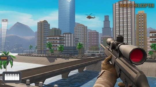 Sniper 3D Mod APK Download 3.33.5 (Free Online FPS, Unlimited Money) 5