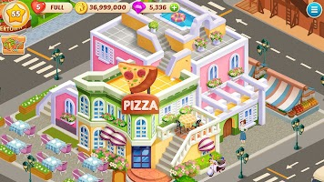 Crazy Diner: Crazy Chef's Kitchen Adventure