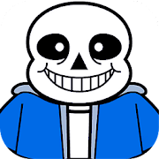Sans Undertale and Deltarune Stickers for WhatsApp