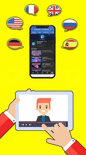Subtitles - Video tube player translate 1.2.105 Screenshots 3