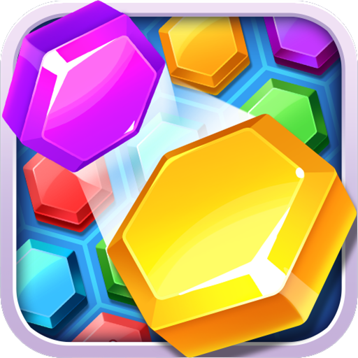Crazy Hexagon