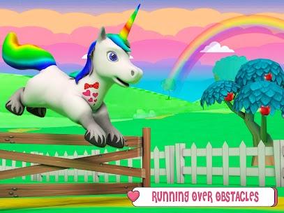 Unicorn Wild Life Fun: Pony Horse Simulator Games 8