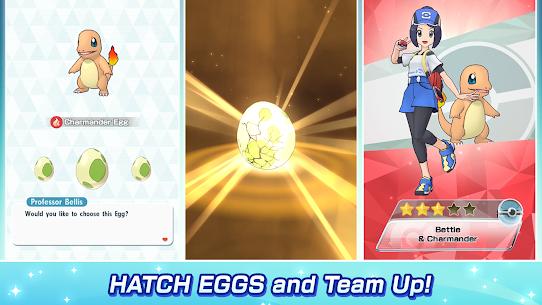 Pokémon Masters EX Mod APK Download New Version **2021** 4
