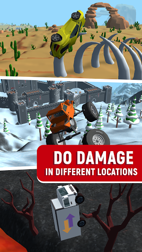 Crash Delivery! Destruction & smashing flying car! 1.5.35 screenshots 4
