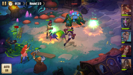 Juggernaut Wars - raid RPG games 1.4.0 screenshots 14
