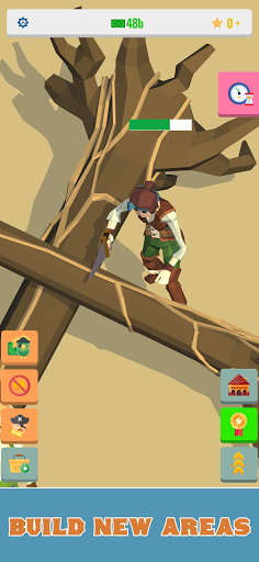 Idle Pirate 3d: Caribbean Island Tycoon 1.0.3 screenshots 2