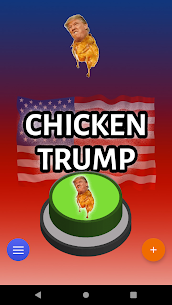 Trump Chicken: Dance Button Song 1