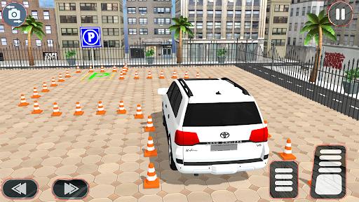 Prado parking Modern Car Parking: car games 2021  screenshots 1