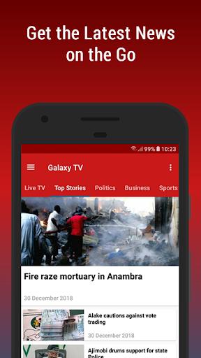 Galaxy TV 1.0.2 Screenshots 3
