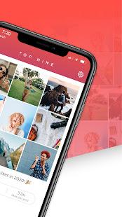 Top Nine for Instagram - Best of 2020 4.0.5 Screenshots 2