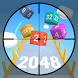 Cube Sniper 2048 - Androidアプリ
