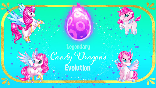 Dragon Wonderland - Merge to protect the Egg 1.2.40 screenshots 15