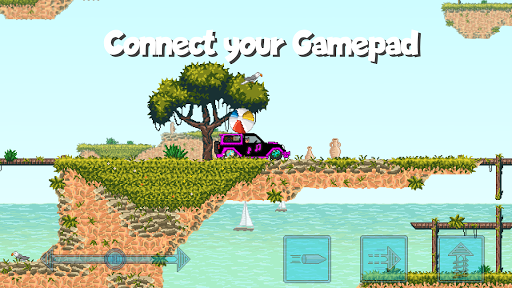 Pixel Boost League - 2D Rocket Powered Car Soccer 1.7.1 screenshots 15