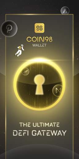 Coin98 Wallet - Crypto Wallet & DeFi Gateway screenshots 2