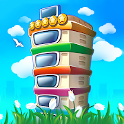 Pocket Tower: Business Strategy & Adventure Game