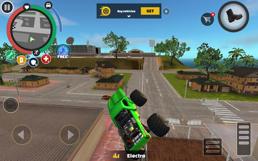 Rope Hero: Vice Town  screenshots 3