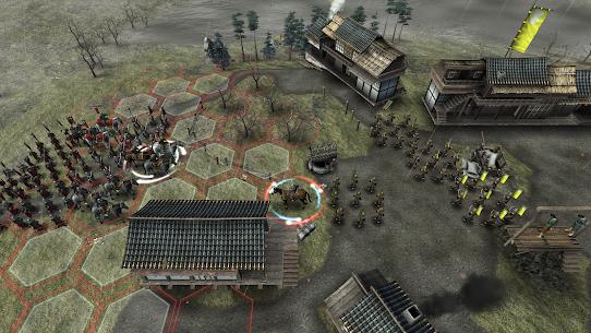 Shogun's Empire: Hex Commander Mod Apk 1.9.1 (Unlimited Gold/Rice/Honors) 6