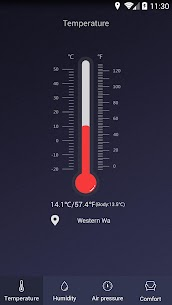 Thermometer  Hygrometer & For Pc, Windows 10/8/7 And Mac – Free Download 1