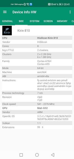 Device Info HW screenshots 3