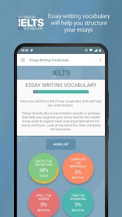 Key English | IELTS Vocabulary