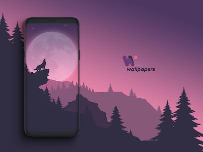 Wallpin – 4K, HD Wallpapers (MOD, Paid) v1.0.0 1